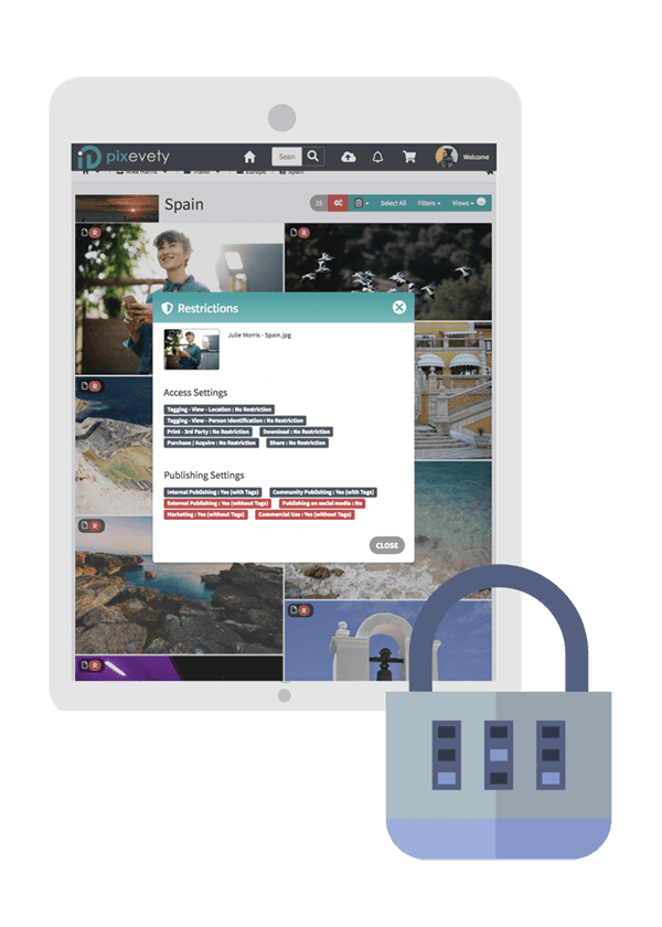 pixevety Photo Management For Individuals | Your Privacy Protected